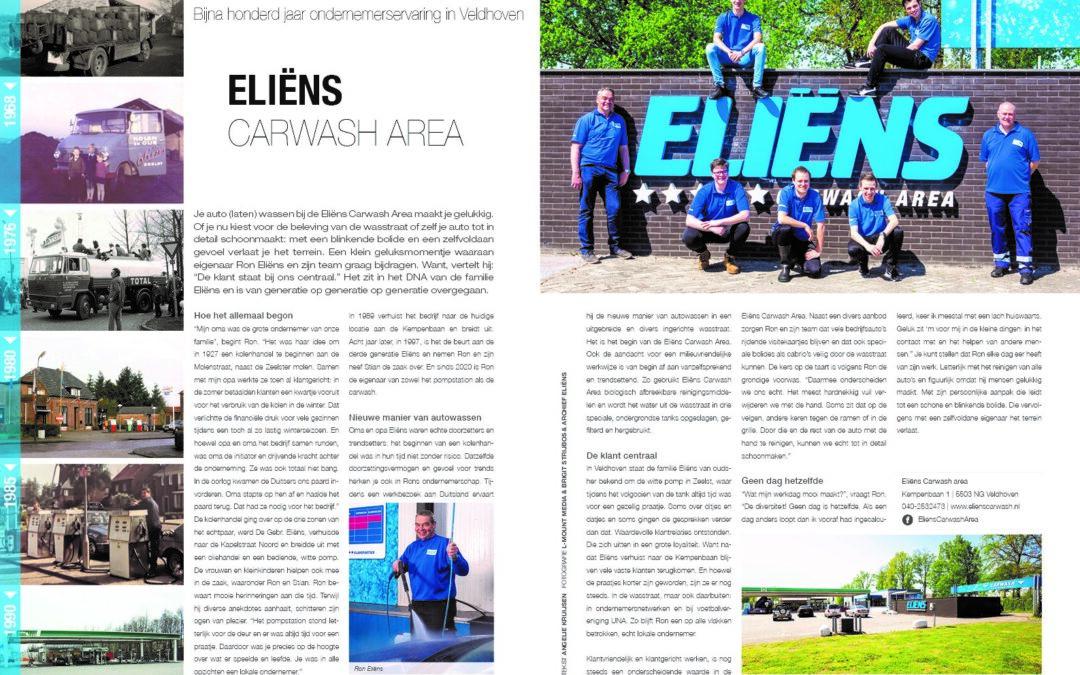Eliëns in Veldhoven Magazine